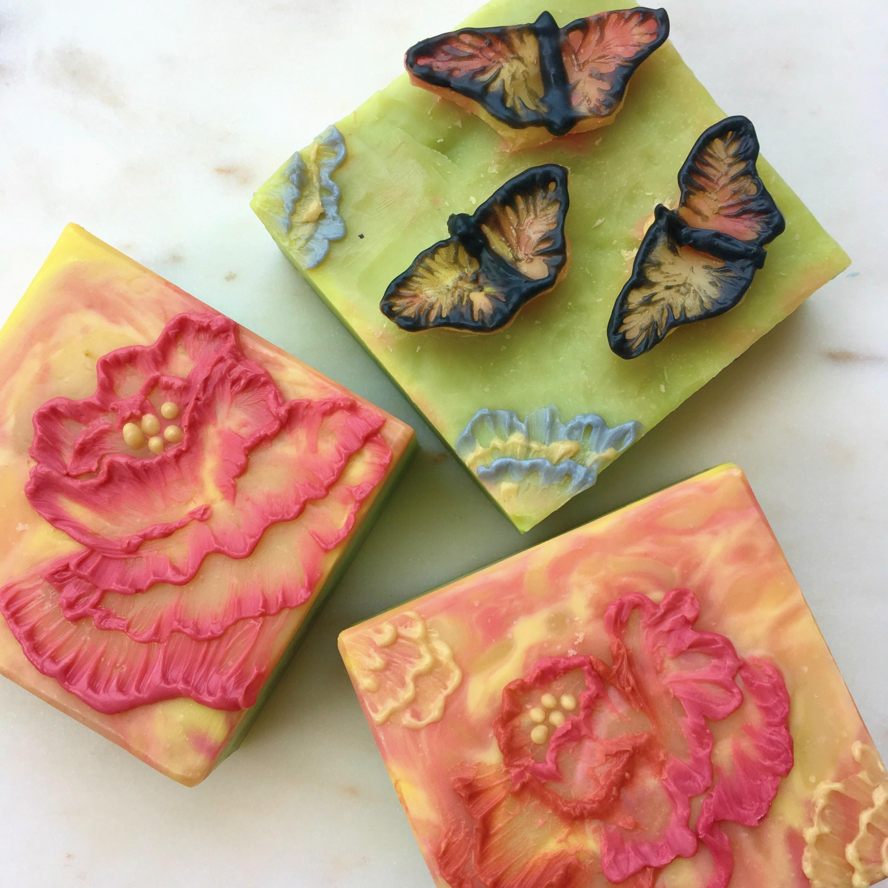 brush butterflies