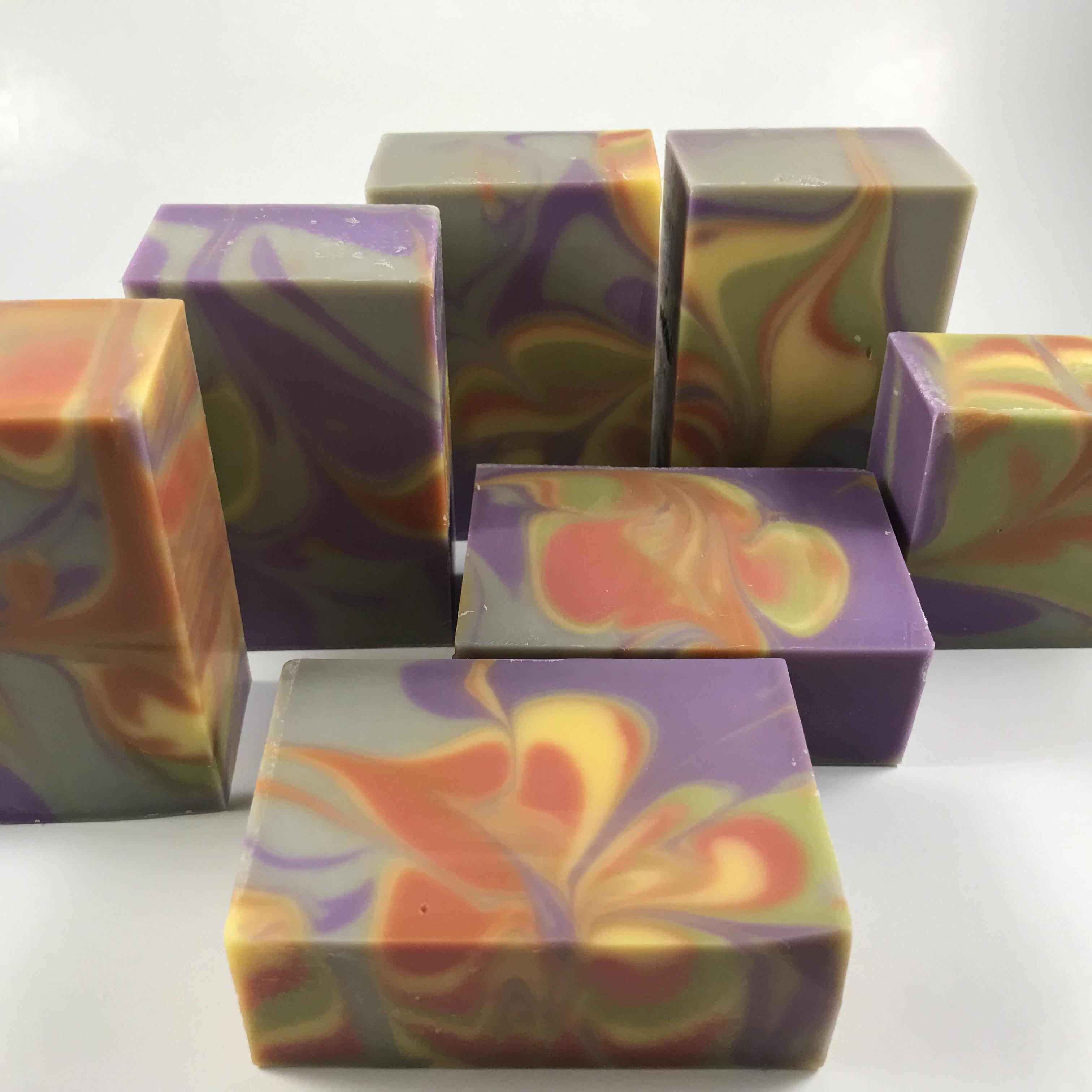 lavender pipes