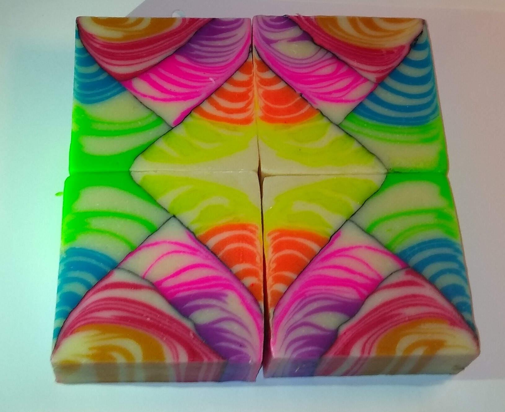 psychedelic galaxy warp