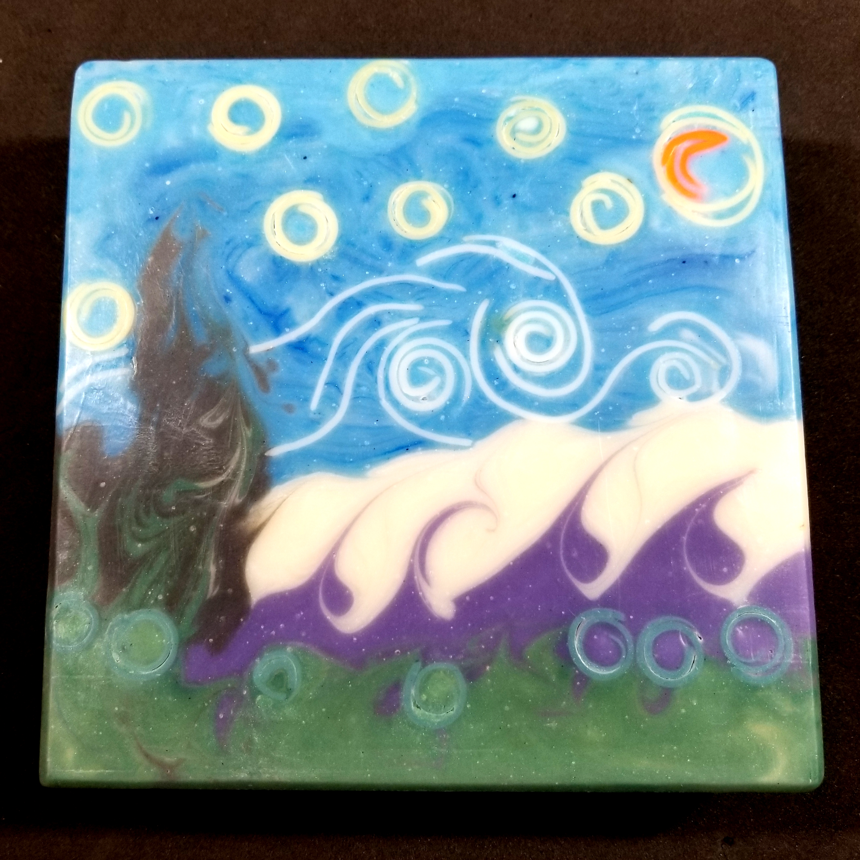 starry starry soap