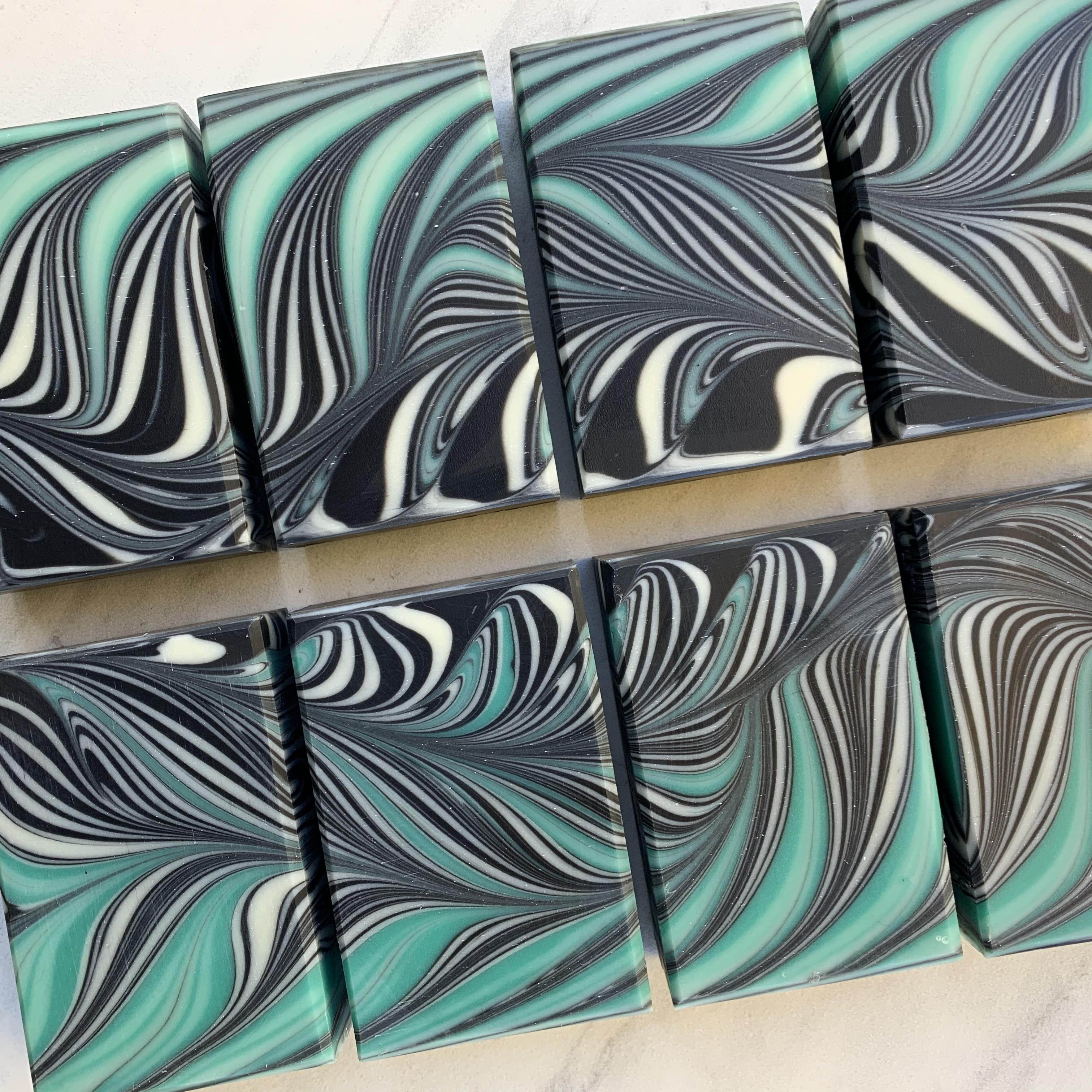 sandalwood swirl