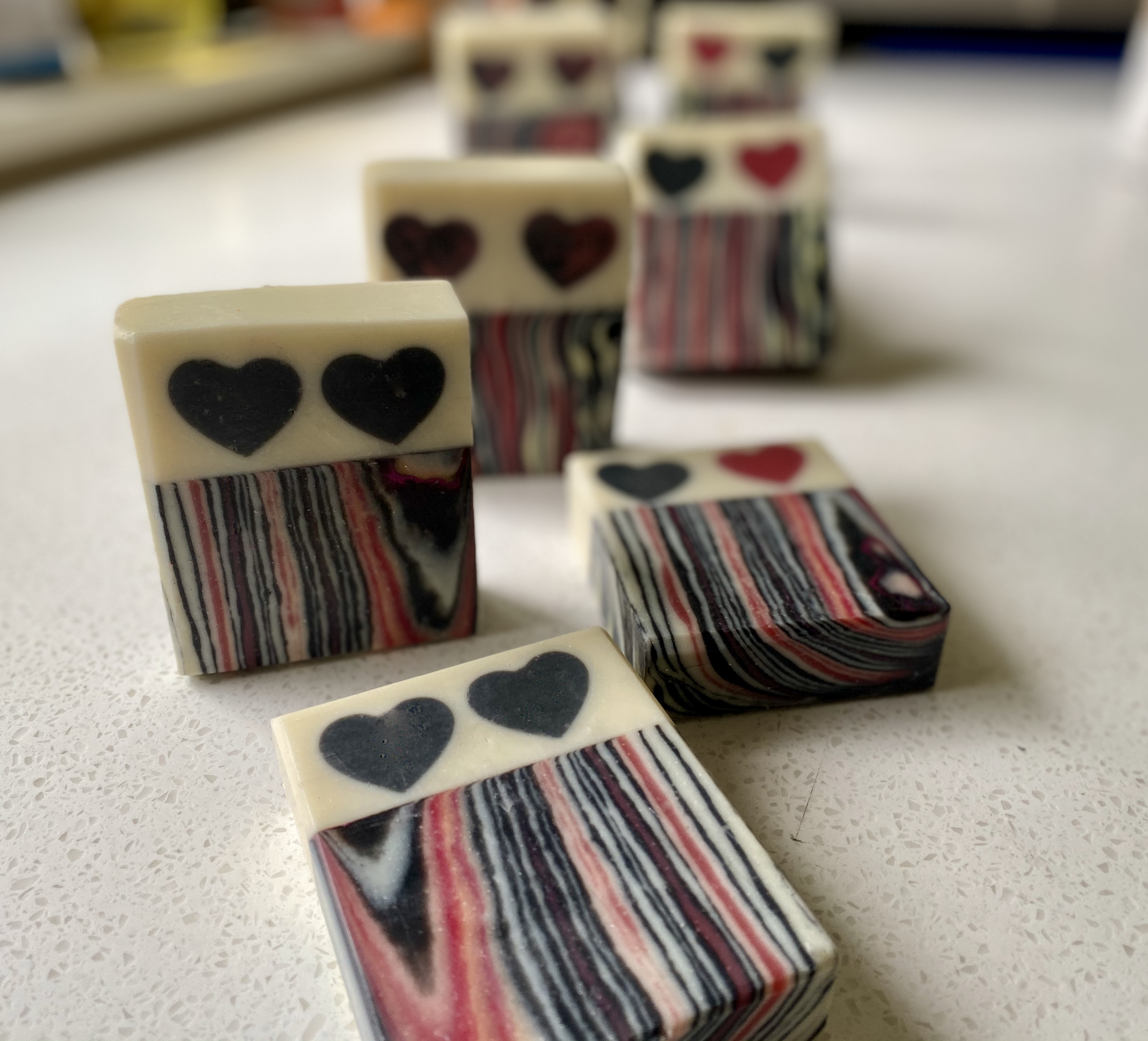 blush of hearts