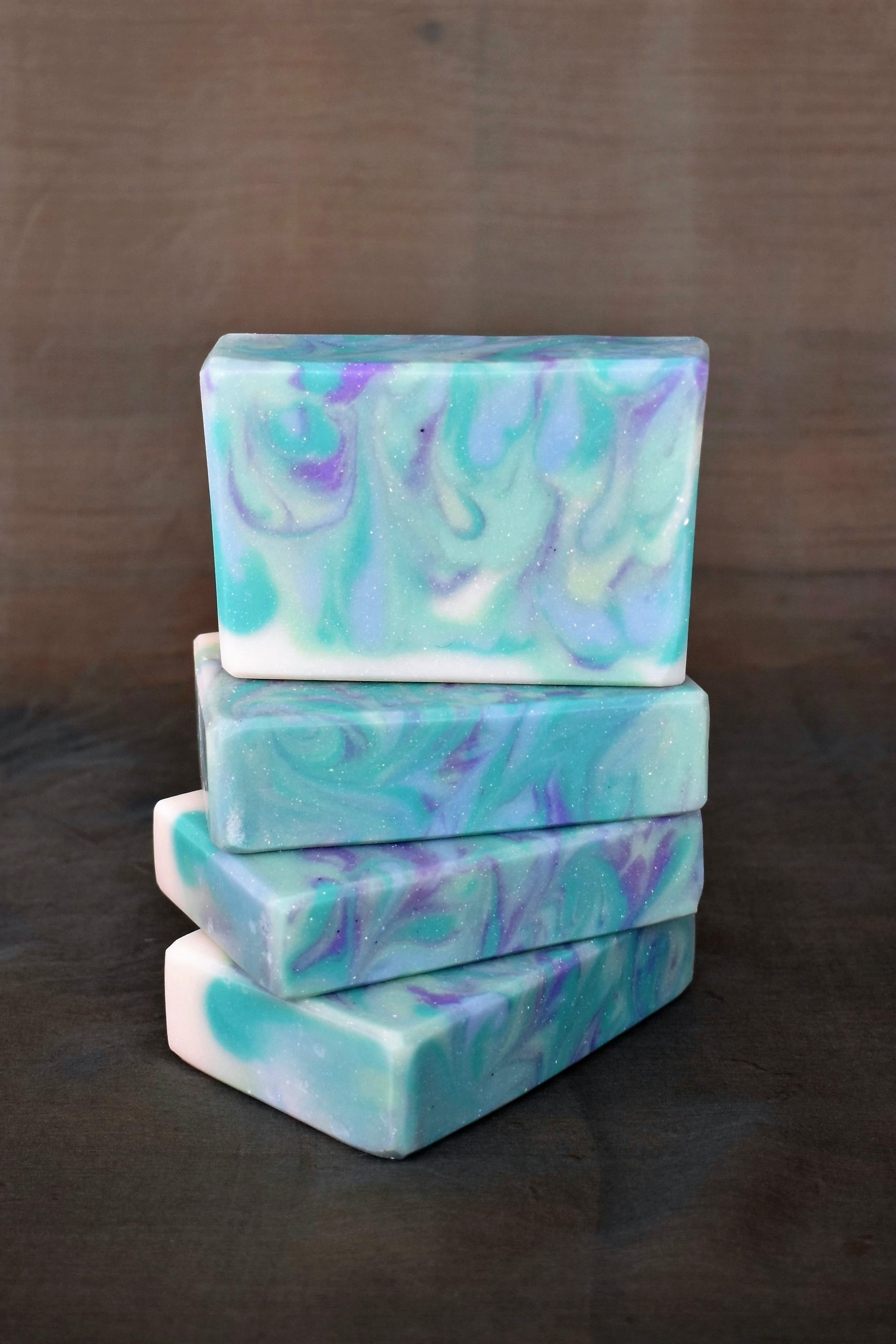 the cucamelon bar soap