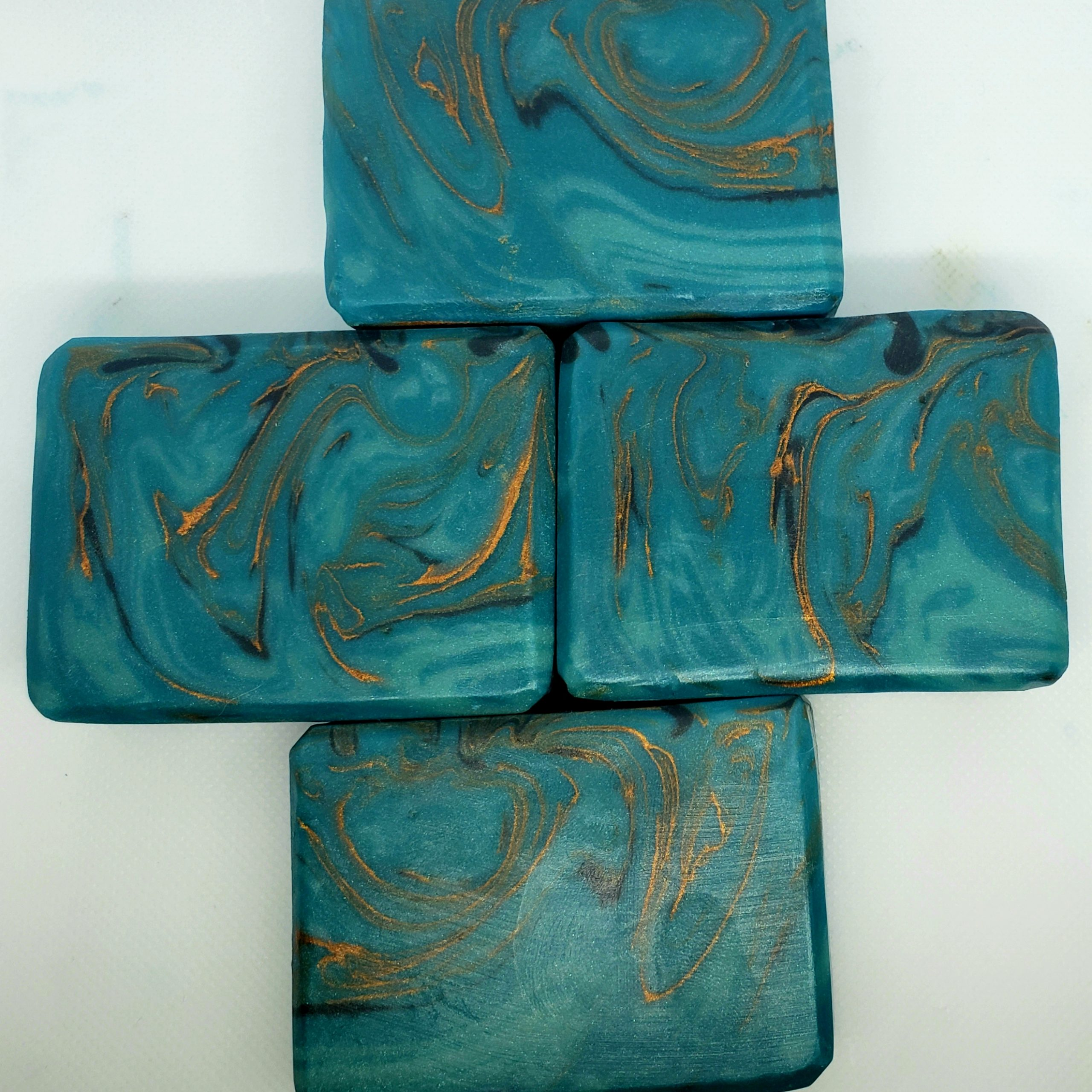 turquoise marble