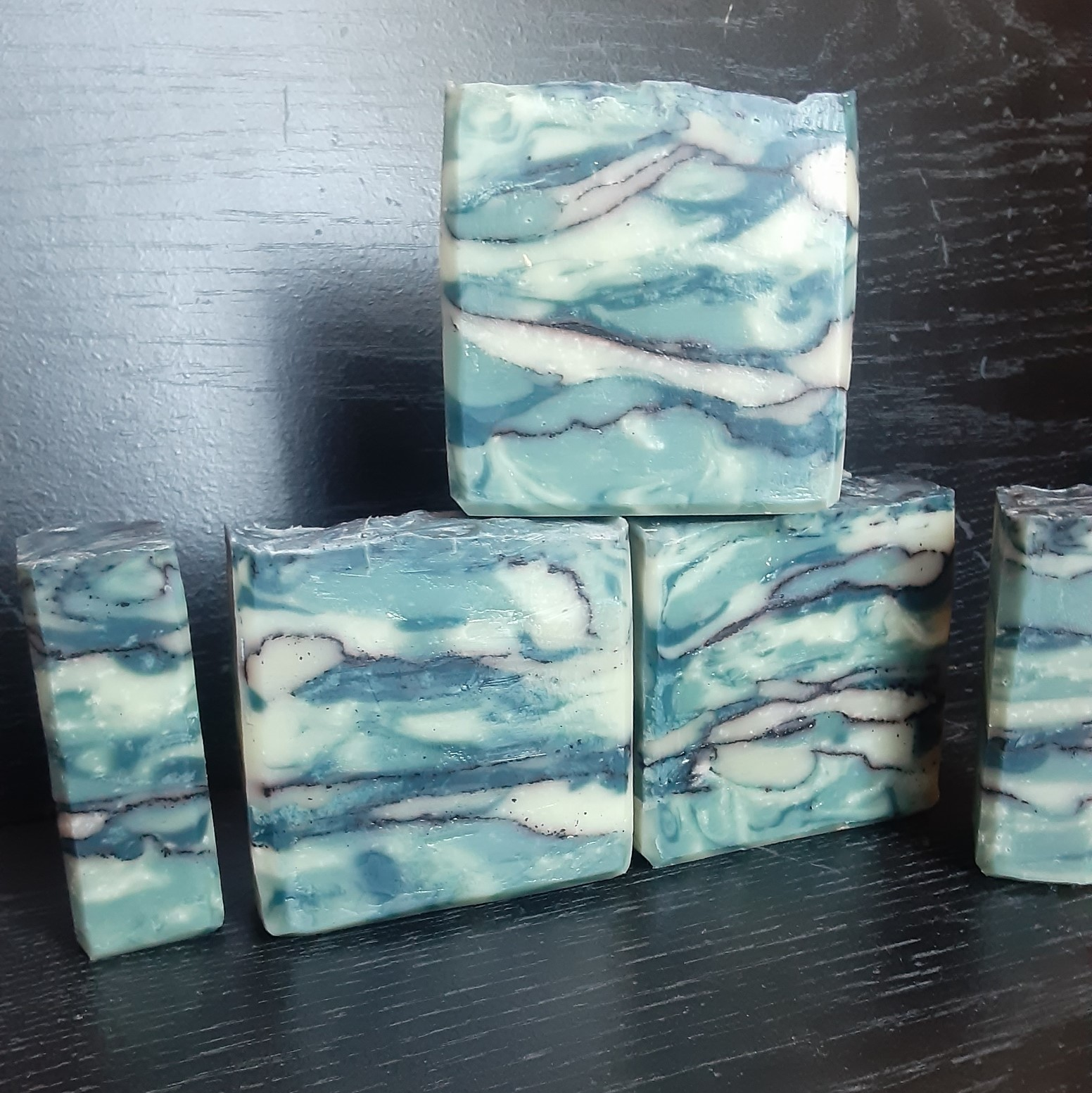 creole indigo marble