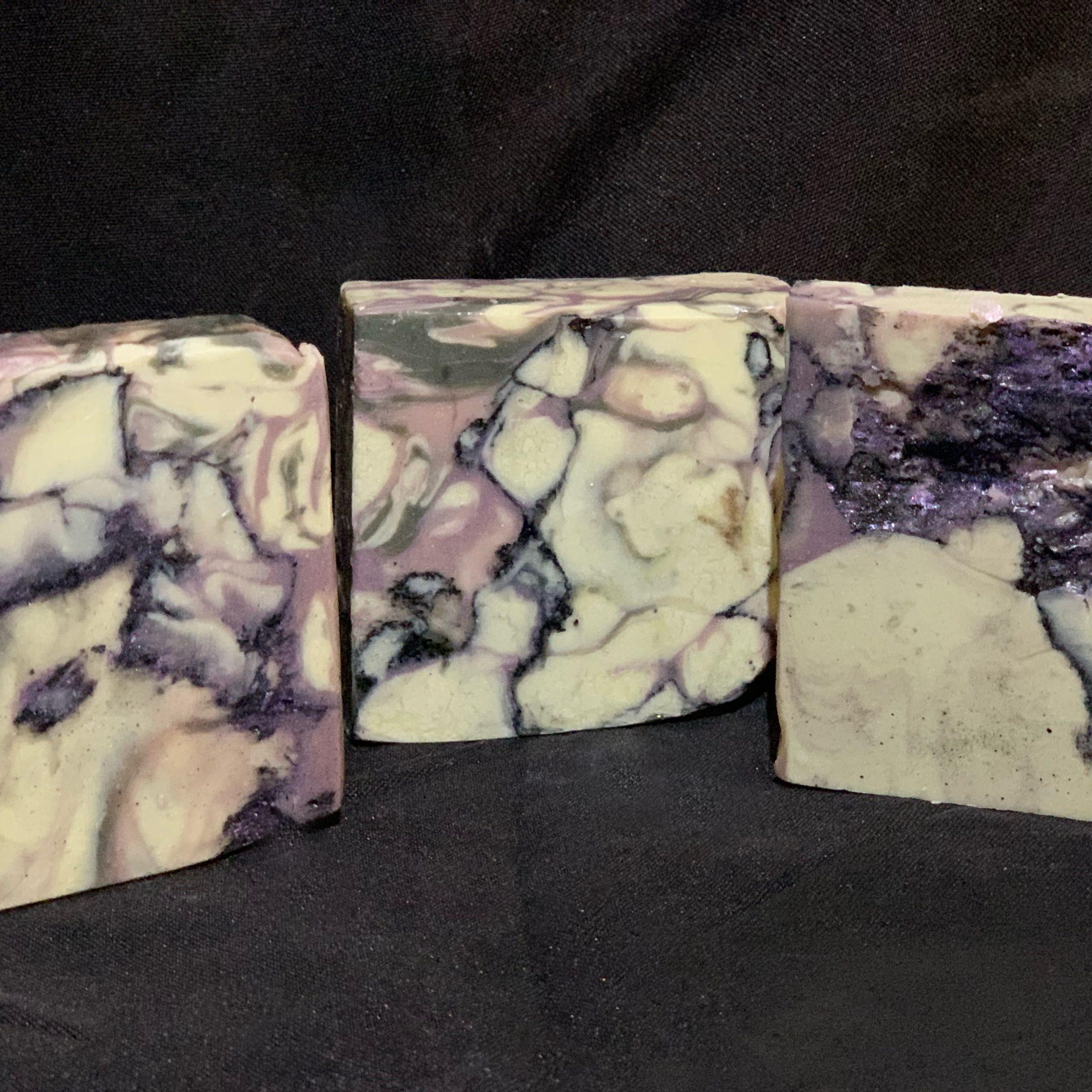 lilac dreams marble soap