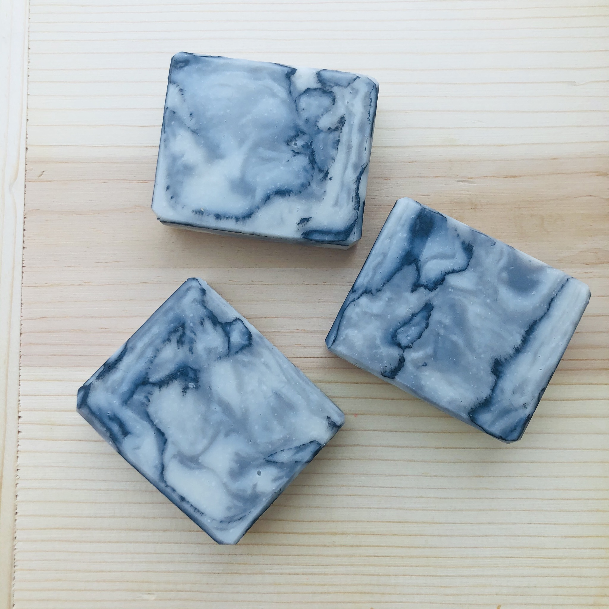 my gray t marble soap