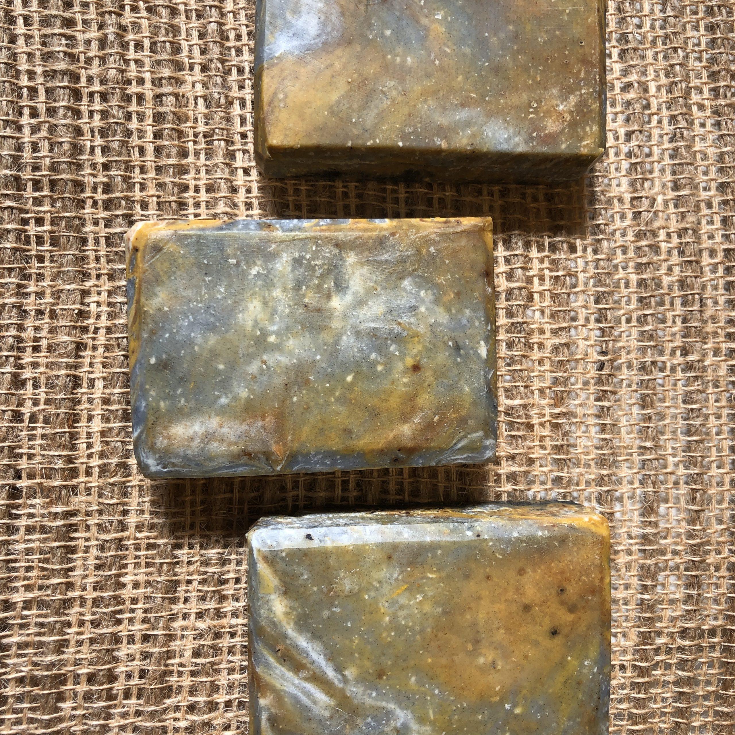 breche de vendome marble soap