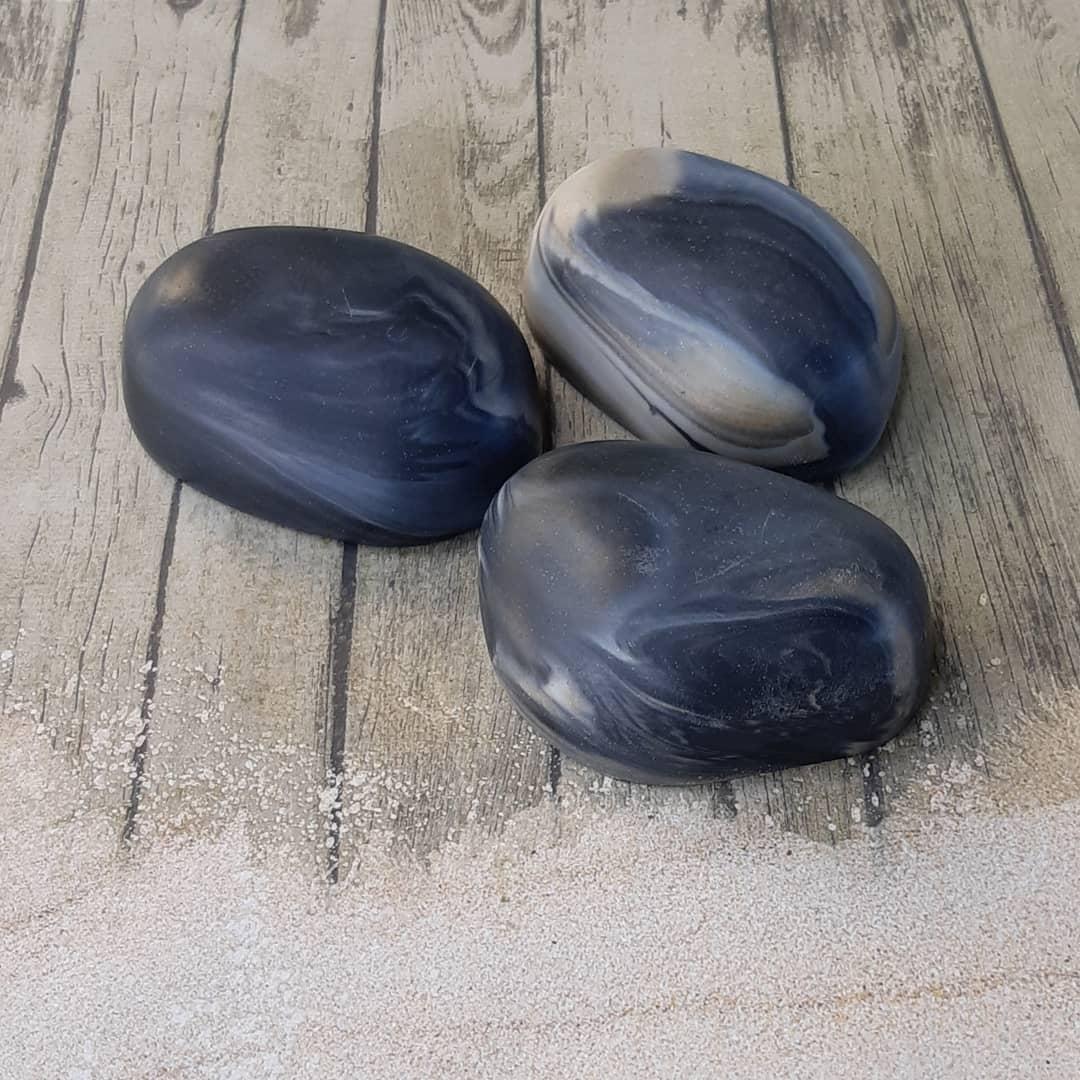 all natural river rock soap