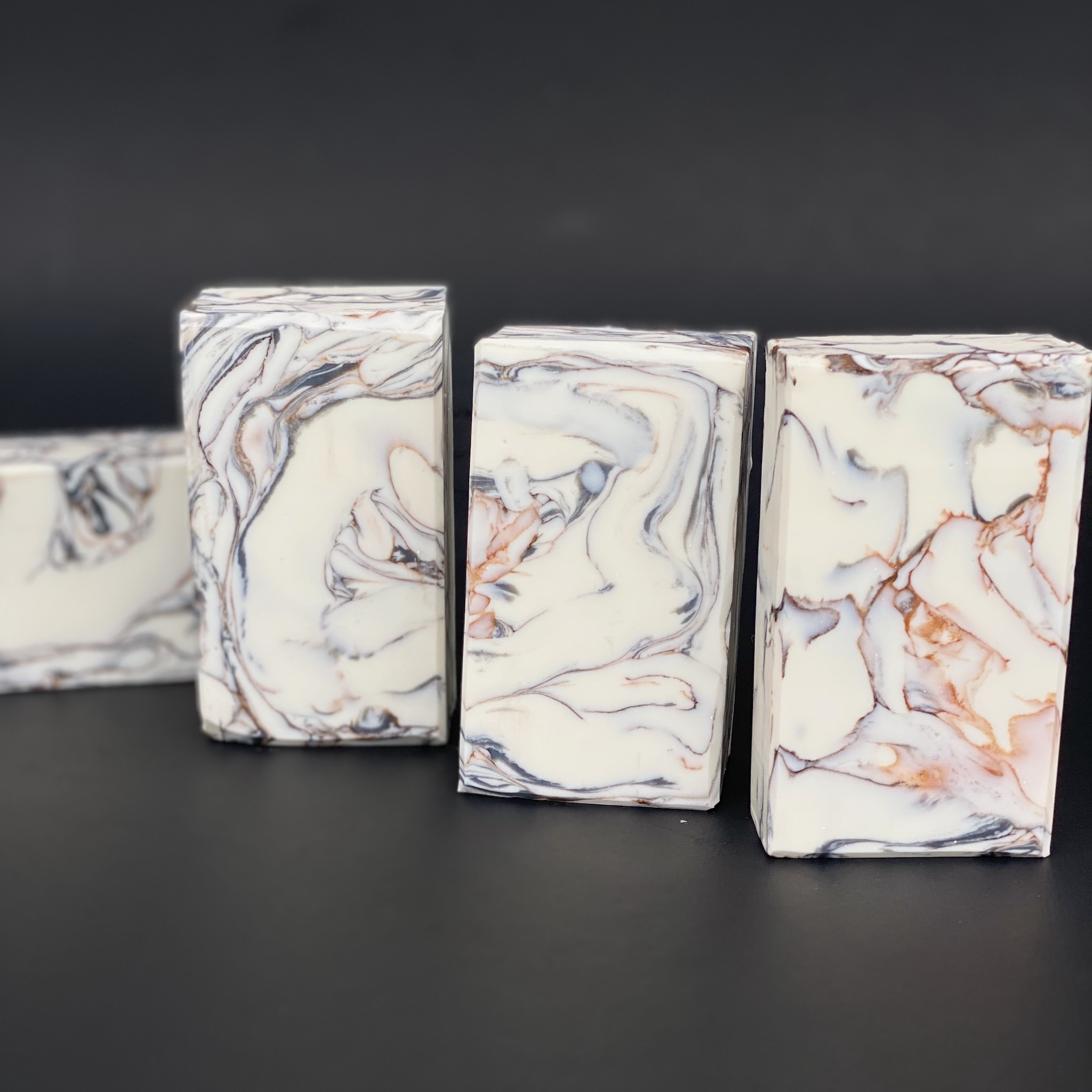 my marble soap experiment