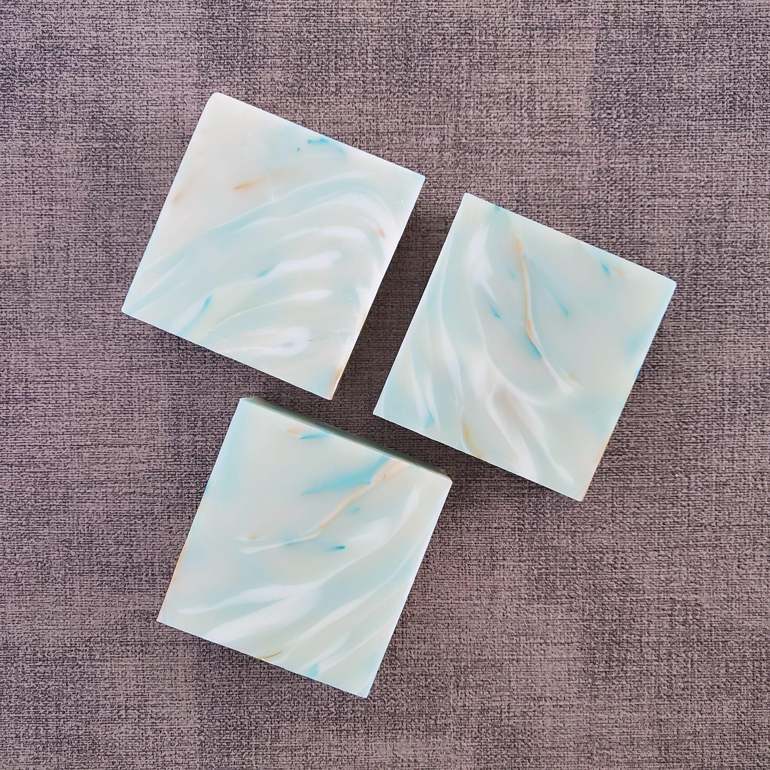 tiffany blue marble