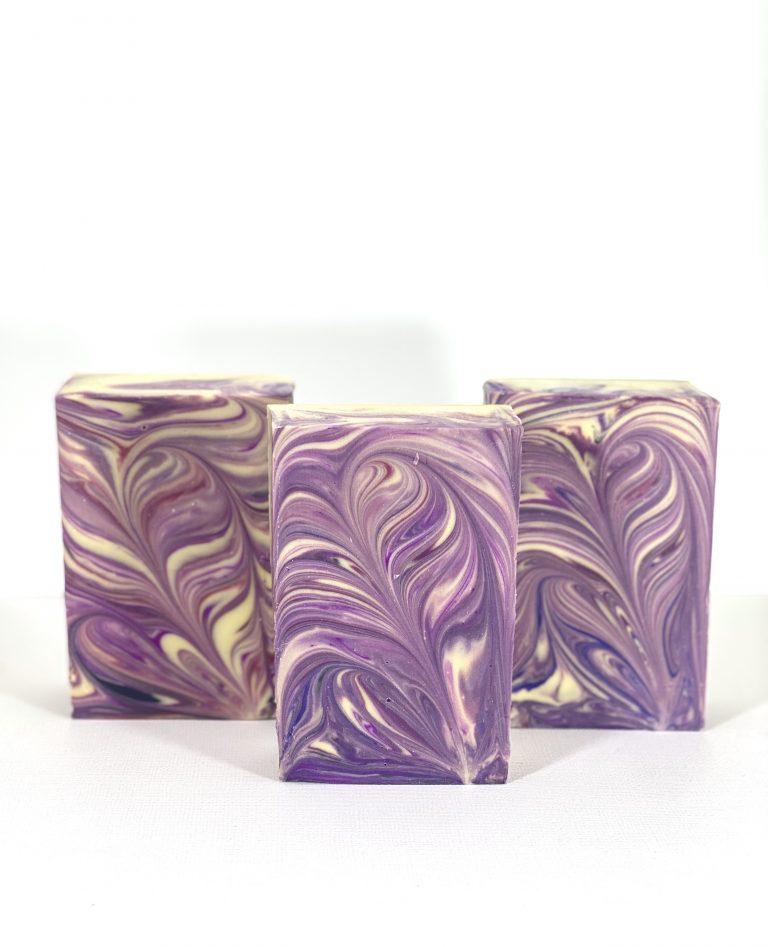purple heart swirl