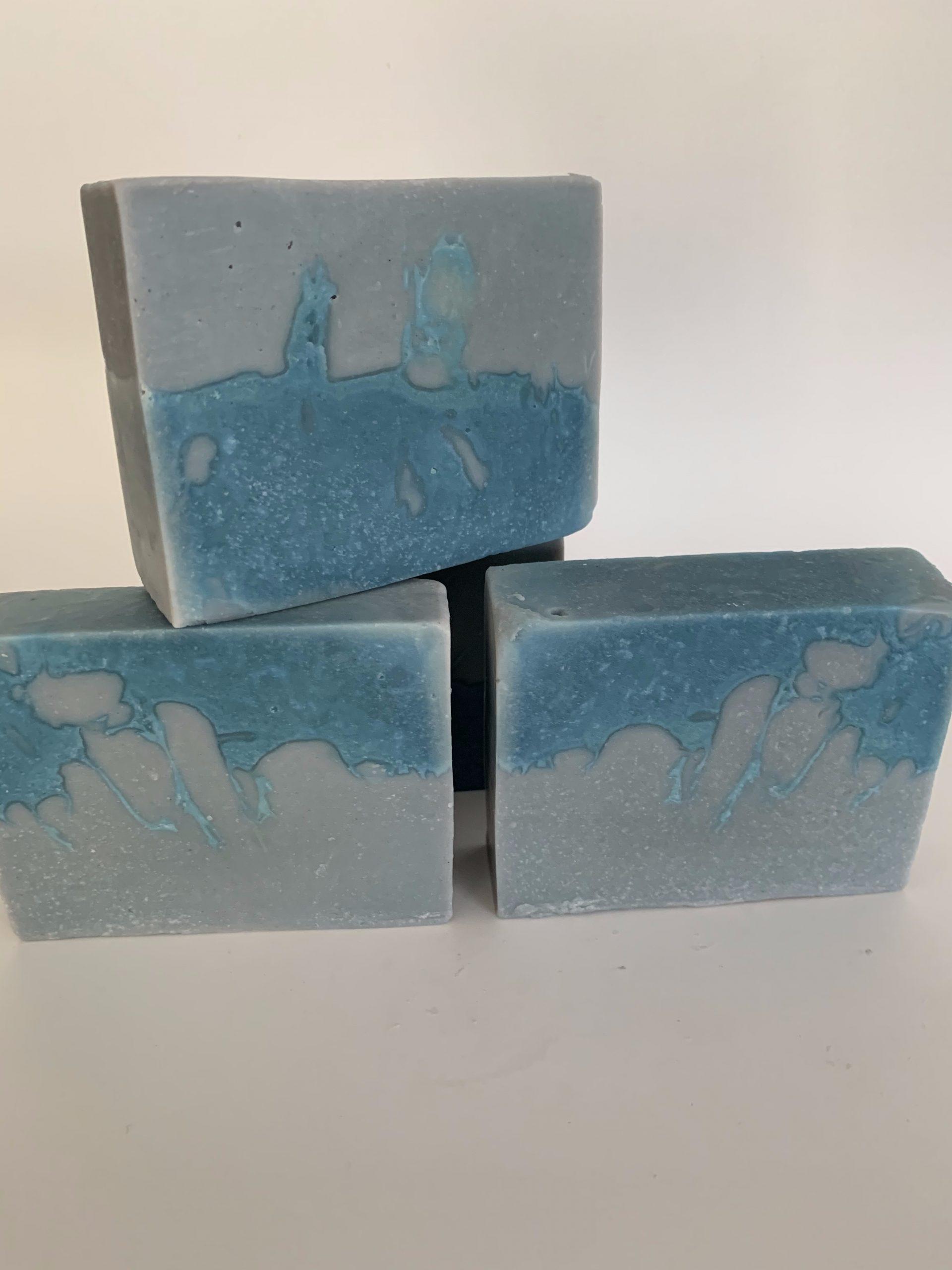 blue ocean soap