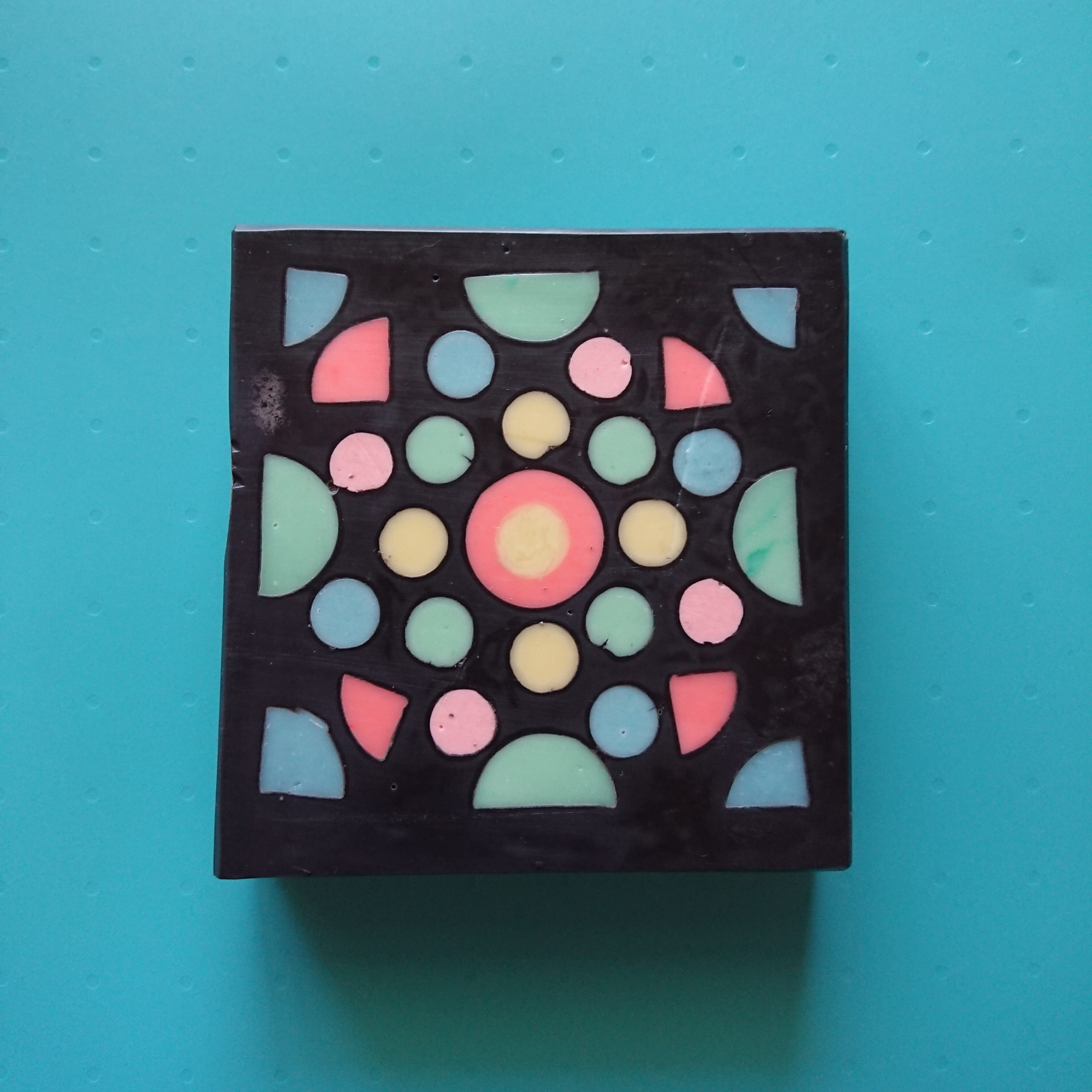 mandala soap