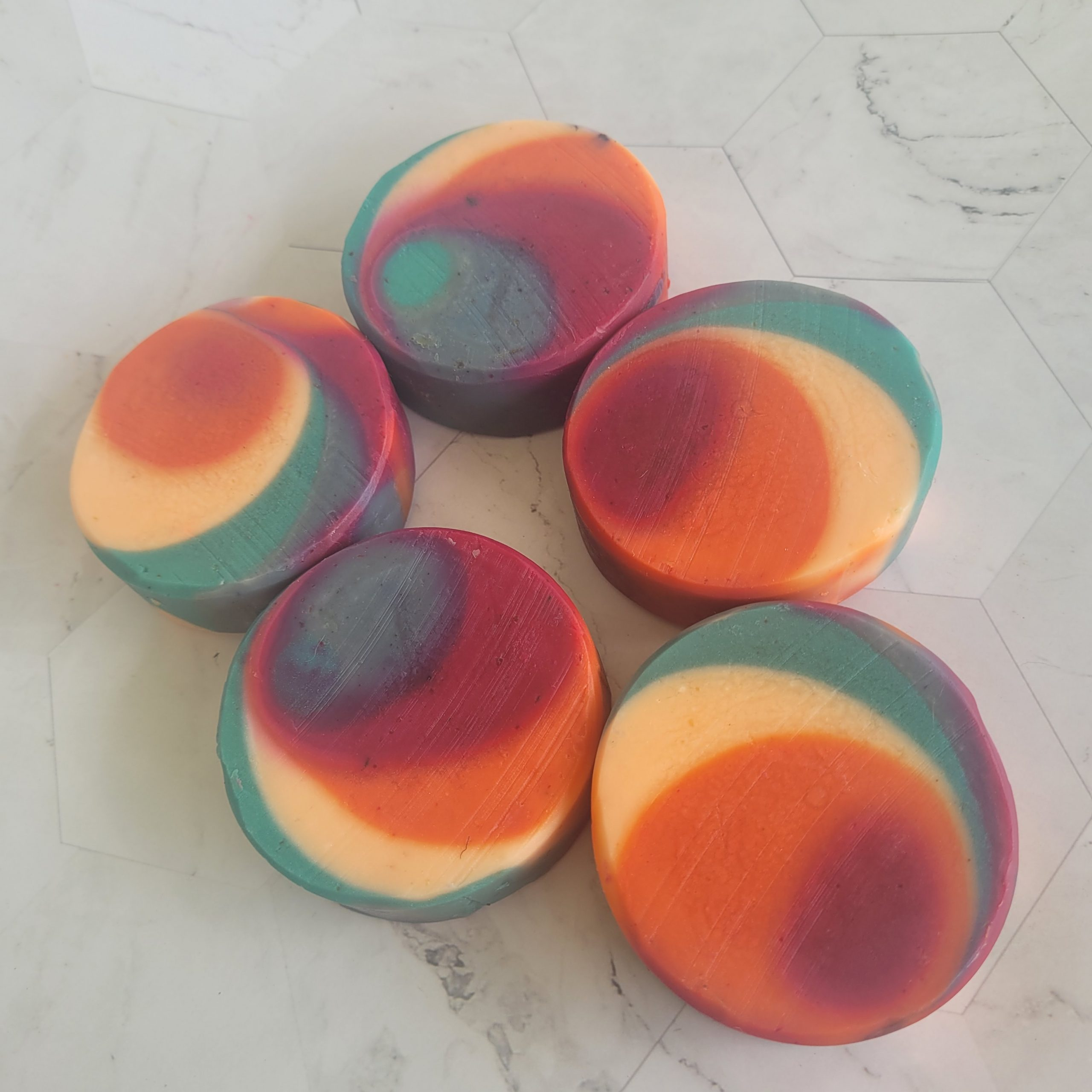austin powers retro lollipop swirl