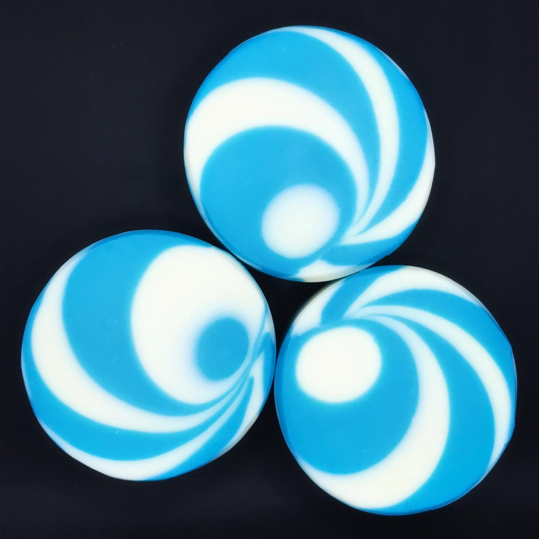 frozen swirl