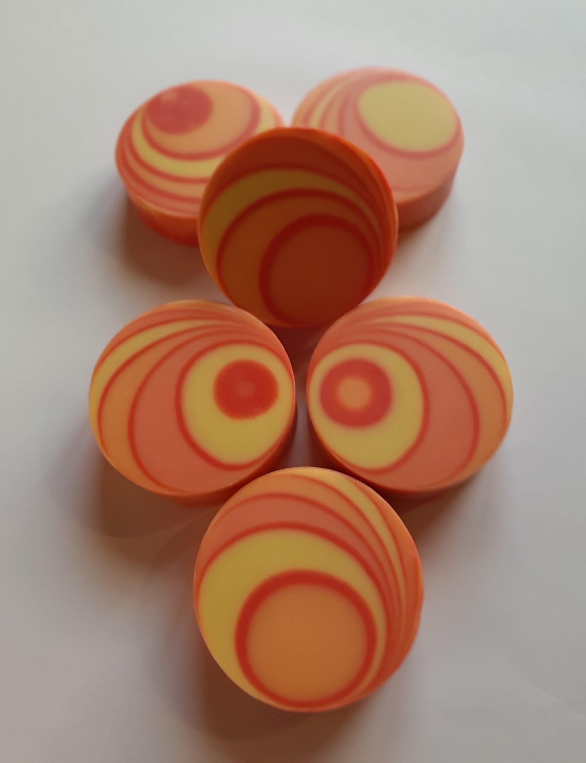 sunset lollipop