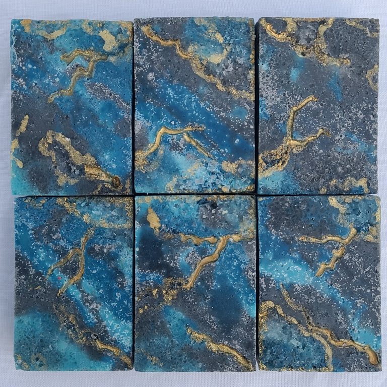 lapiz and pyrite