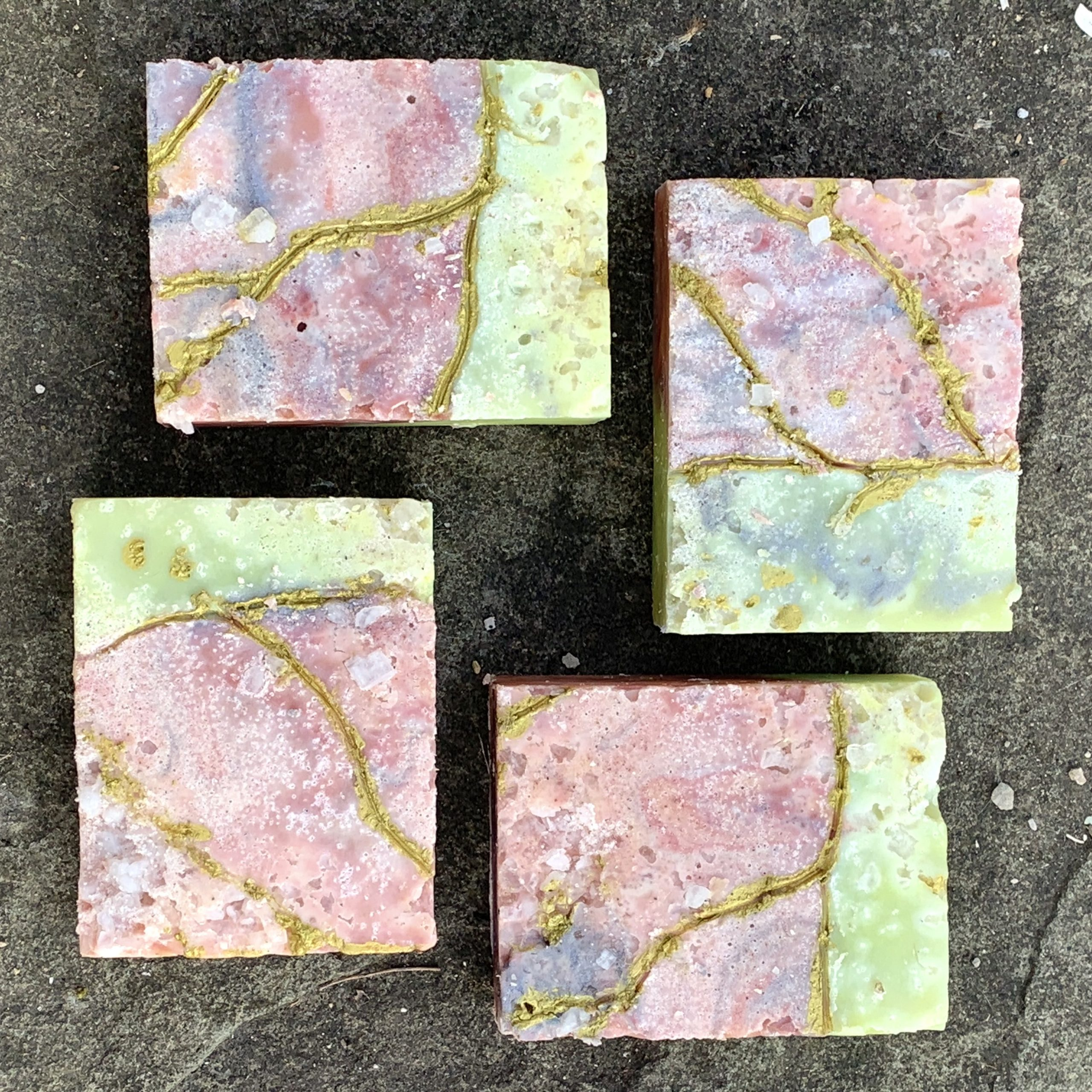 soap marble