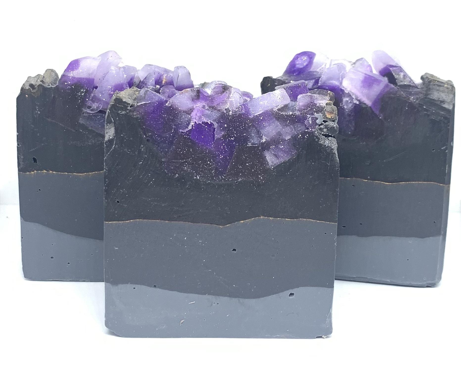 purple rocky road