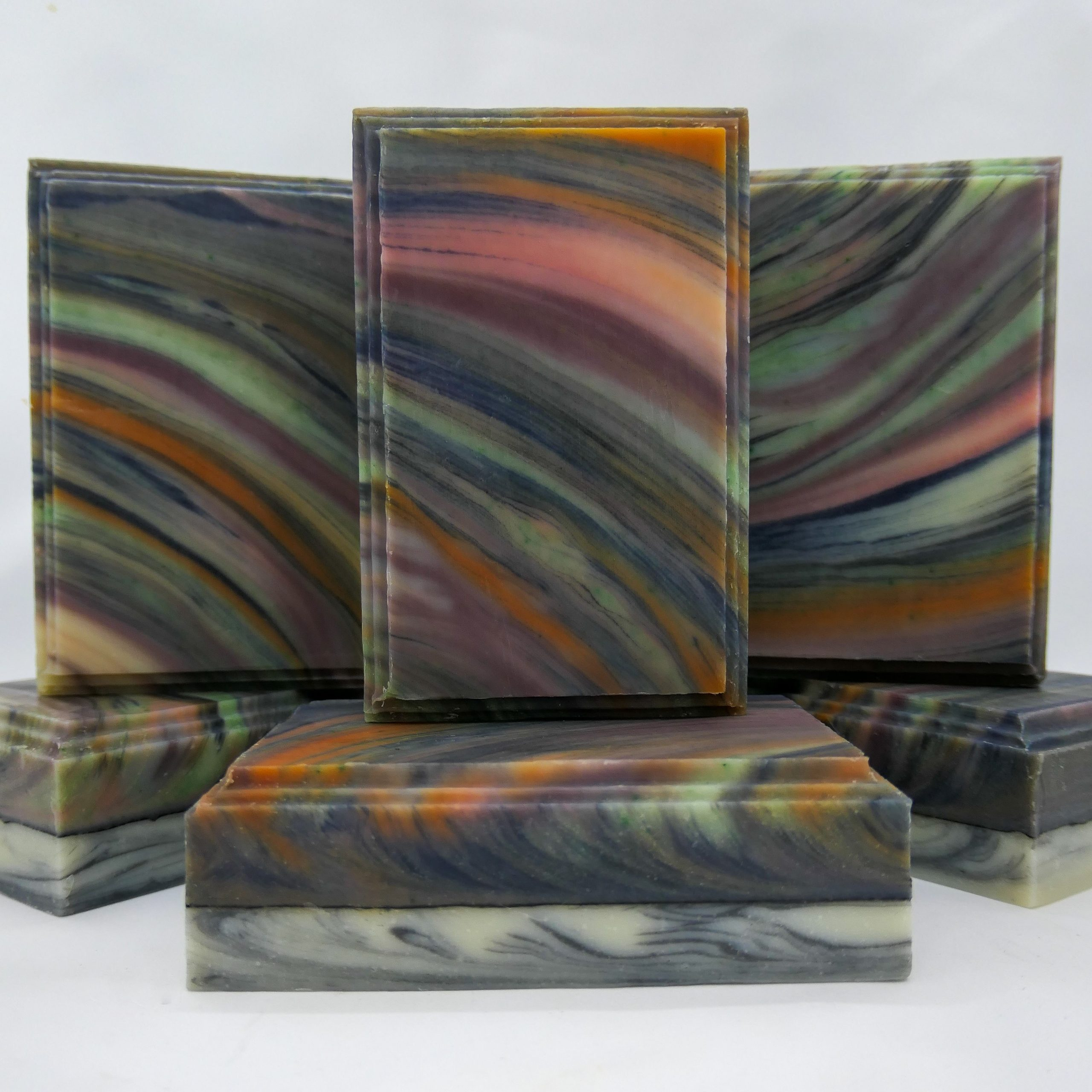 marble bottoms
