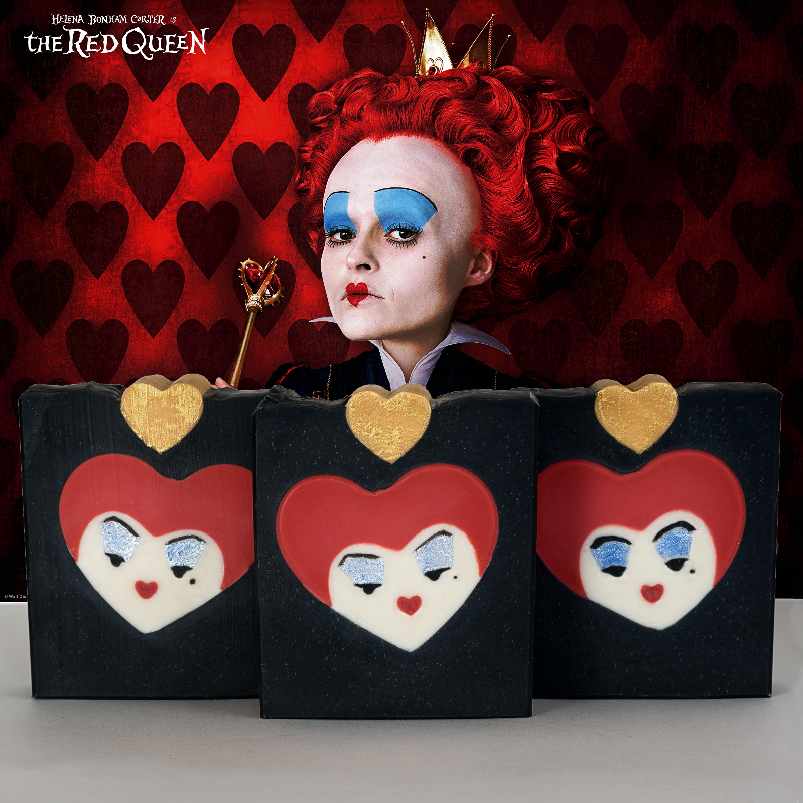 the red queen of hearts
