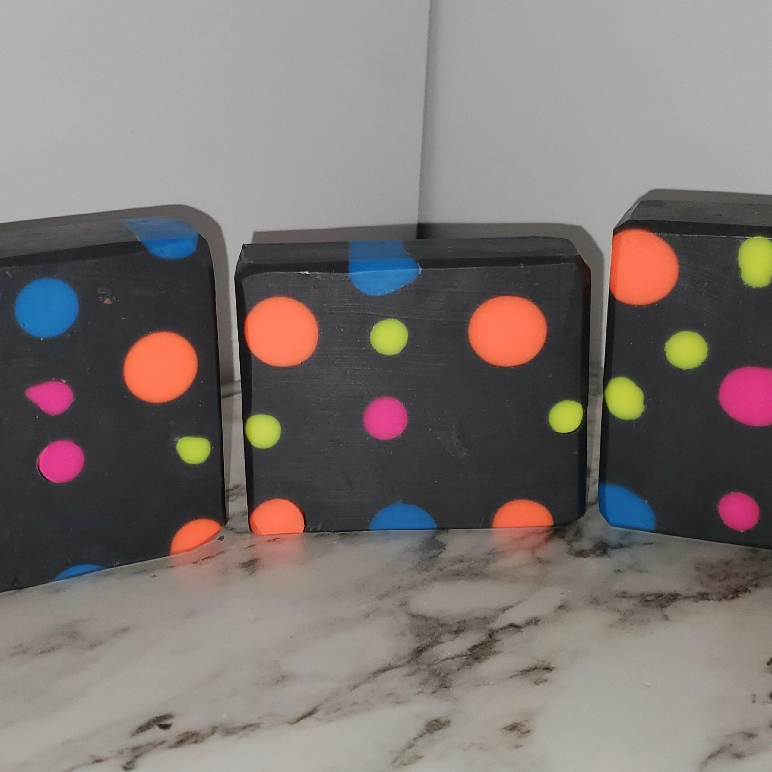 popping polka dots