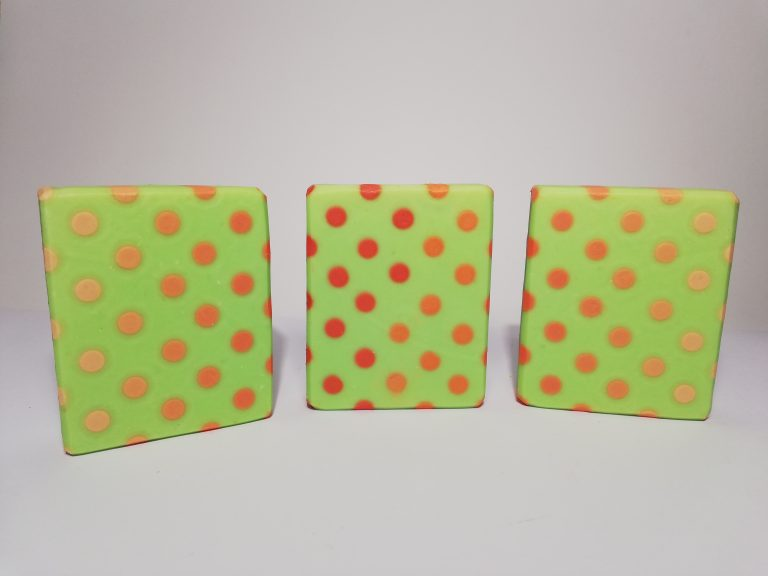 a little bit of polka dots in our lifes in ombre