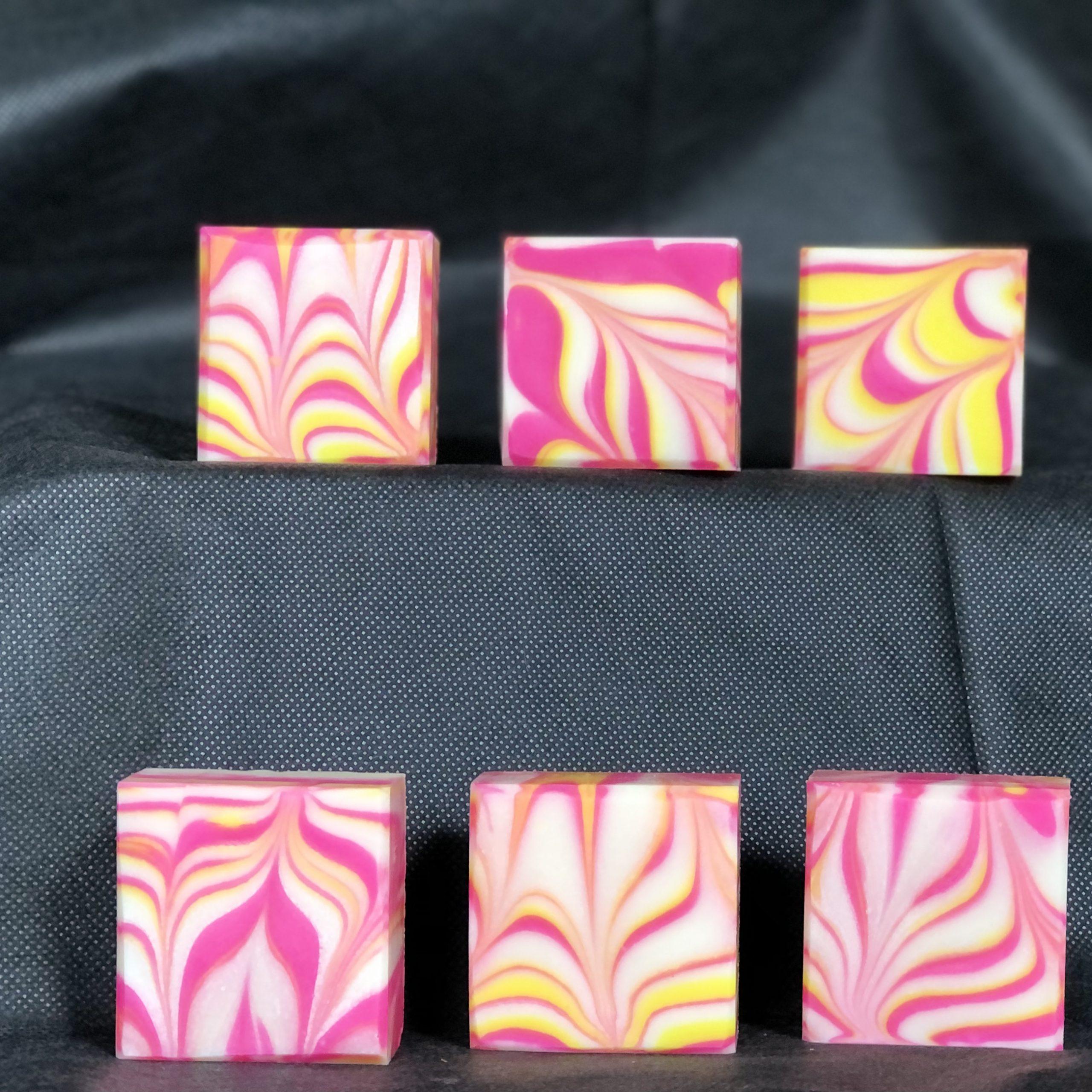 pinky soap