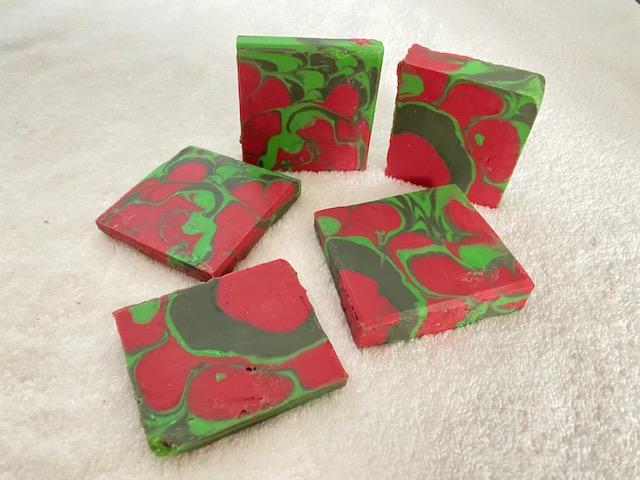 watermelon tie dye