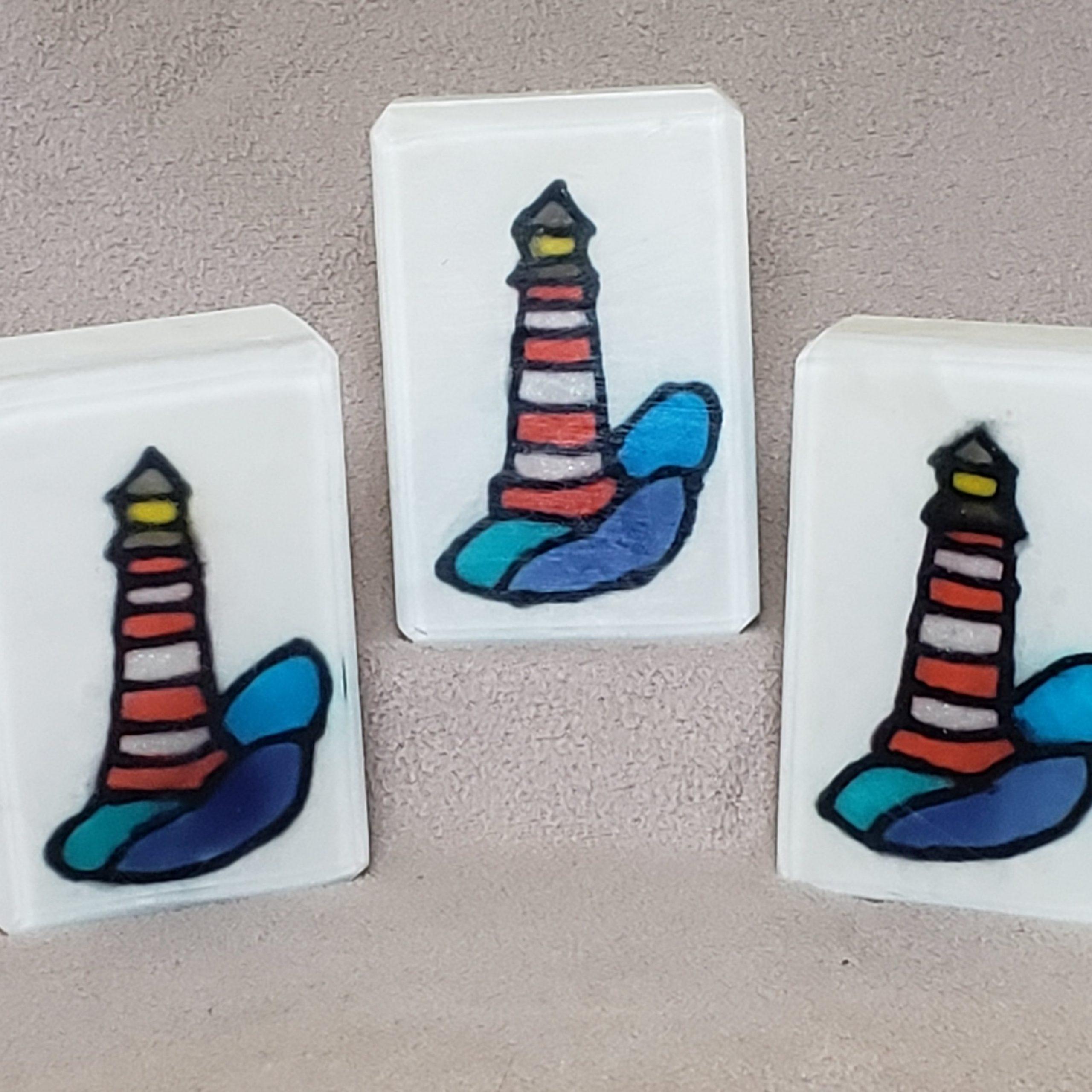lighthouse charm