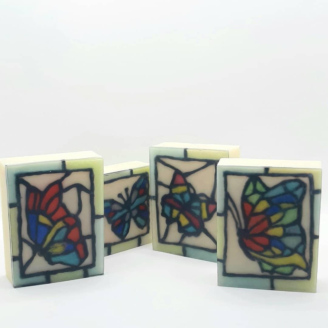 tiffany s butterflies